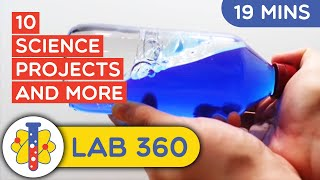 getlinkyoutube.com-10 Science Projects for Elementary School Students by HooplaKidz Lab