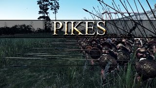getlinkyoutube.com-Total War Rome 2 Mechanics: Beating pikes from the front