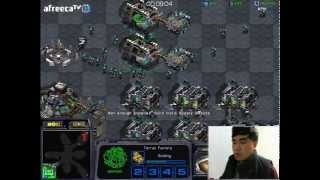 getlinkyoutube.com-2015.01.24 테란(Terran) 빨무1:1 거만한 토스놈 혼내주기! Fastest Maps in StarCraft Brood War(1:1Play)