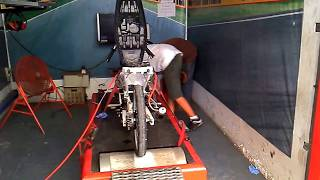 getlinkyoutube.com-Dyno Test - Doa Ibu II - First run
