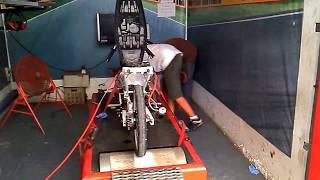 Dyno Test - Doa Ibu II - First run