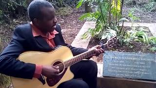 Reuben Kigame singing Goodbye Mercy in commemoration of 10 years since her departure.