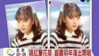 睽違26年 玉女銀霞明年攻蛋 (提到 劉文正)