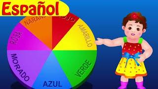 getlinkyoutube.com-¡La Canción de Los Colores! | Canciones infantiles en Español | ChuChu TV
