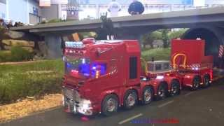 getlinkyoutube.com-SCANIA SUPER SPECIAL EDIT VIDEO 5 AXLE