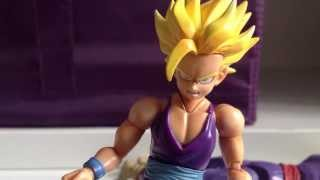 Perfect cell return stop motion part 2/3