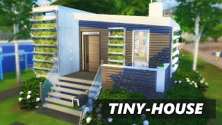 getlinkyoutube.com-The sims 4 | TINY HOUSE BUILD | 2xbedrooms