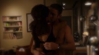 getlinkyoutube.com-Chicago Fire 3x20 Kelly Severide and Maggie Seaver Hot Make Out Scene