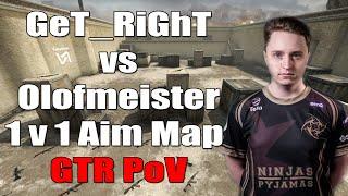 getlinkyoutube.com-NiP GeT_RiGhT vs Fnatic Olofmeister 1v1 Aim Map (CS:GO GeT_RiGhT's PoV)