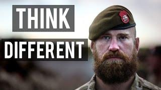 getlinkyoutube.com-Think Different   Military Motivation