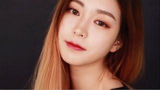 getlinkyoutube.com-버건디 메이크업 burgundy makeup | CHES 체스