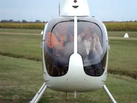 Syton Ah130 Ultralight Helicopter