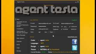 getlinkyoutube.com-Easy Keylogger Setup | Fully Undetectable | Agent Tesla