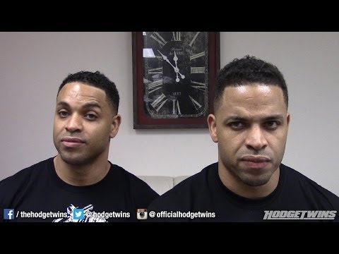 How Often To Bulk and Then Cut @hodgetwins
