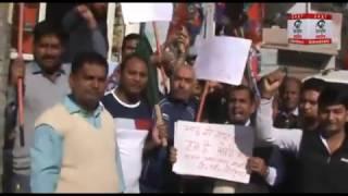 दिल्ली: भारत बंद का नहीं पड़ा बाज़ारों में असर, bjp में दिखा उत्साह