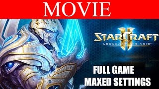 getlinkyoutube.com-StarCraft 2 Legacy of the Void Full Movie - All Cutscenes and Cinematics HD Ultra Gameplay 1080p