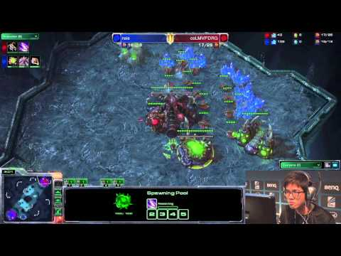 FruitDealer vs. DongRaeGu 1/2 - IEM GC New York StarCraft 2 Grand Final