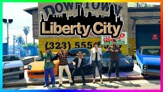 getlinkyoutube.com-GTA ONLINE 'RETURN TO LIBERTY CITY' SPECIAL - NIKO BELLIC SECRETS, LIBERTY CITY EASTER EGGS & MORE!