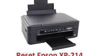 Reset Epson XP214 XP211 XP216 XP310 XP411 passo a passo com programa