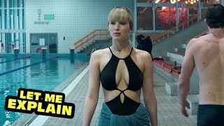 Red Sparrow Explained in 4 Minutes