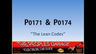 getlinkyoutube.com-How to Diagnose Codes P0171 & P0174 - Lean Bank 1 & 2