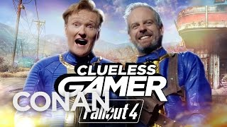 "getlinkyoutube.com-Clueless Gamer: ""Fallout 4""  - CONAN on TBS"
