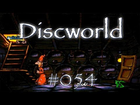 Let's Play Discworld #054 [deutsch][HD] - Der schwarze Mann