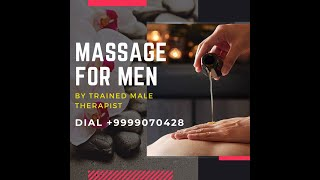 Strong and really hard male to male massage
