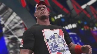 "getlinkyoutube.com-WWE 2K17 OMG gameplay trailer: ""Who's Next?"""