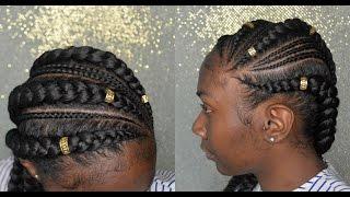 getlinkyoutube.com-Feed In\Ghana  Braids ft @Handz_4_Strandz