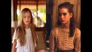 getlinkyoutube.com-[ザ・対決]新旧超絶美少女を比較してみた♪ クリスティーナ・ピメノヴァVSブルック・シールズ