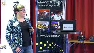 Guldkalaset 2018 - Nordmalings kommun har Sveriges bästa långsiktiga ranking