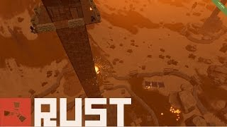 getlinkyoutube.com-Rust: Giant Tower Raid | Raid Cam