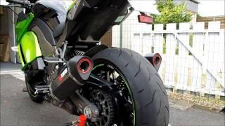 Red Scorpion Z 1000 sx 2011