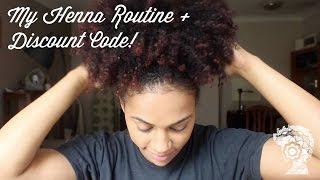 getlinkyoutube.com-My Henna Routine + Discount Code!