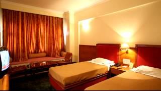 Twin Bed Room at Hotel Raj Vilas Palace, Bikaner