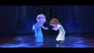 getlinkyoutube.com-Frozen (2013) - Elsa and Anna (French)