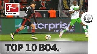 getlinkyoutube.com-Top 10 Goals - Bayer 04 Leverkusen - 2015/16