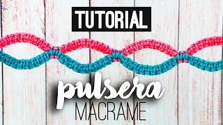 Infinito ♥︎ macrame tutorial | como hacer | how to