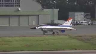 getlinkyoutube.com-小松基地、F-2戦闘機、着陸