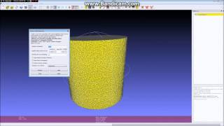 getlinkyoutube.com-Pointcloud to 3D-Mesh in Meshlab Tutorial auf Deutsch