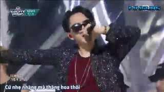 getlinkyoutube.com-[Vietsub] 150730 M!Countdown - YeY (예이) @ BEAST (비스트)'s Comeback Stage