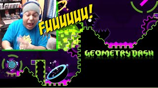 getlinkyoutube.com-I QUIT THIS F#%KING GAME! [GEOMETRY DASH 2.0] [FINAL?]