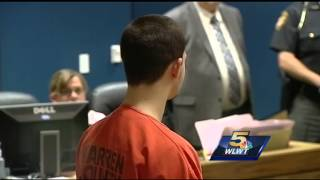 getlinkyoutube.com-Austin Myers, 19, sentenced to death for murder of Justin Beck