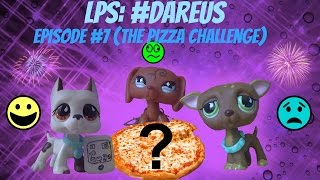 ❋Littlest Pet Shop: #DareUs (Episode #7: The Pizza Challenge)