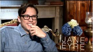 getlinkyoutube.com-Jane Eyre Director Cary Fukunaga on Ladies Loving Fassbender