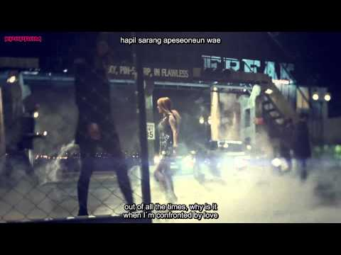 2ne1 - Lonely MV Eng Sub & Romanization Lyrics