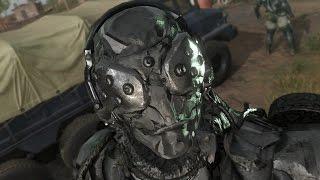 getlinkyoutube.com-Metal Gear Solid 5: The Skulls (3rd Encounter) Boss Fight (1080p 60fps)