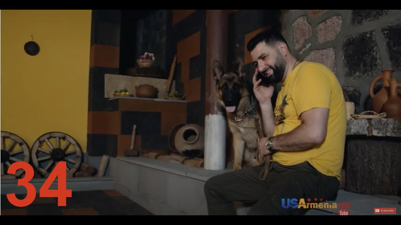 Xabkanq /Խաբկանք- Episode 34