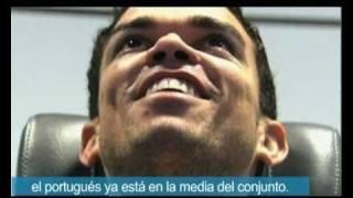 getlinkyoutube.com-Vídeo de ejercicios para rehabilitación de rodilla, Pepe Real Madrid
